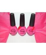 3 OPI Nail Polish Lacquer All Kendall-ed Up NI K03 Nicole - $9.89
