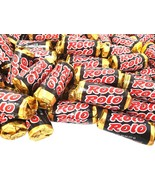 ROLO Snack Size Milk Chocolate Caramel, Individually Wrapped Candy Bulk - $23.27+