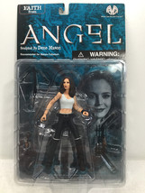 "Angel 6"" Faith Action Figure Season 1 - Moore Action FS 2001 - $15.48"