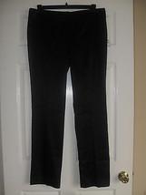 Nine West New Divine Monarchy Black Pants   10       $79 - $21.99