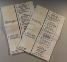 Eureka Style F&G Upright Vacuum Cleaner Bags 80 Pk Made in USA !! - $49.99