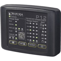 Blue Sea 7520 P12 LED Remote f/Battery Chargers - $125.51