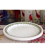 "Corelle Spring Blossom Crazy Daisy 7"" Bread And Butter Plate Set Of Four - $4.95"