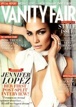 Mint Vanity Fair Magazine September 2011 Issue No613 Jjennifer Lopez Cover Stunne - $20.90
