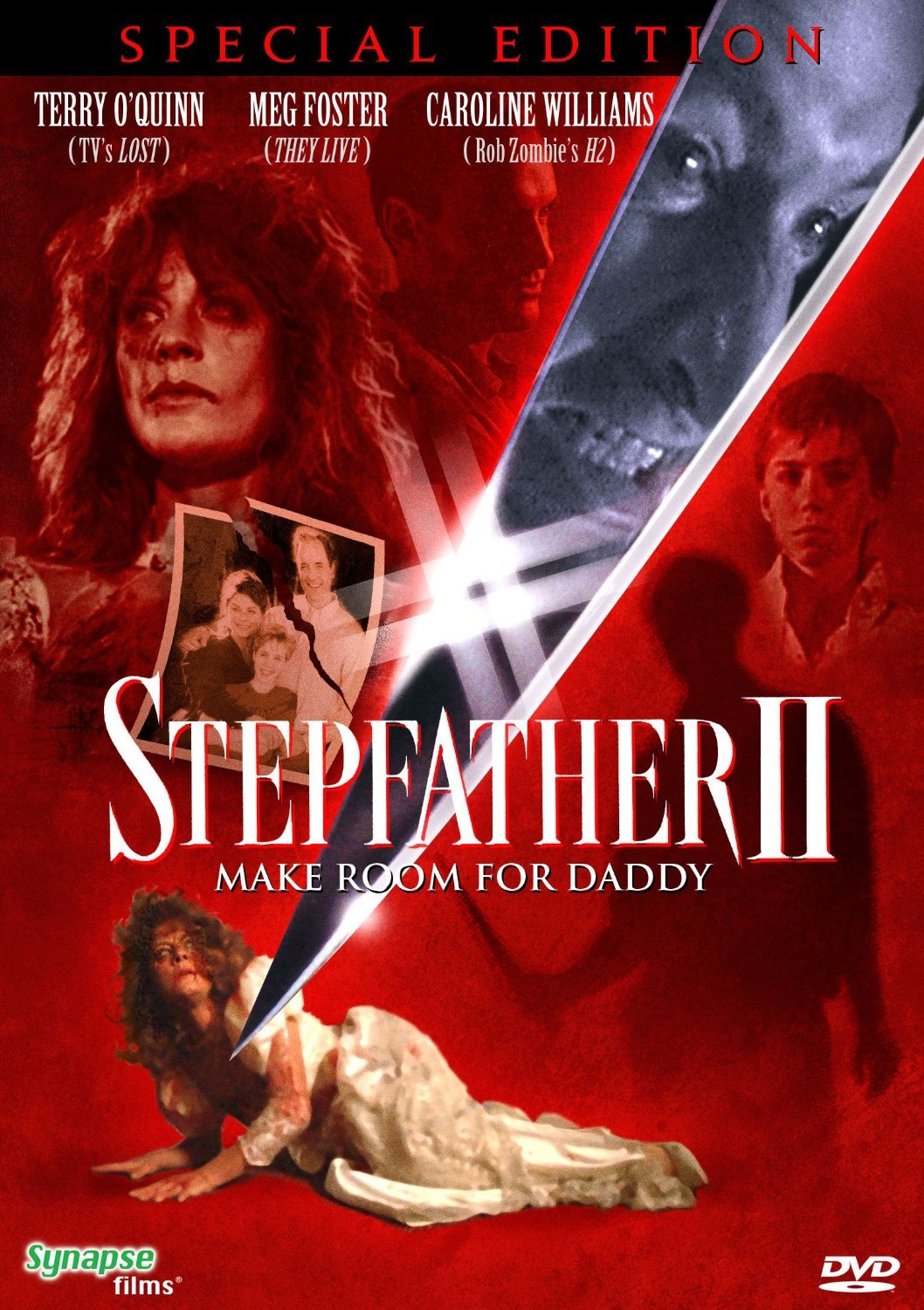 Stepfather 2 Make Room For Daddy DVD