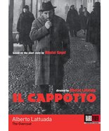 The Overcoat (IL Cappotto) DVD, Raro Video (pre-viewed) - $6.95