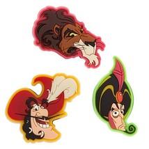 Disney Parks Male Villains MagicBandits Set of 3: Jafar, Scar, Captain H... - $16.56 CAD