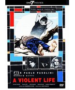A Violent Life (DVD, 2014) (pre-viewed) rare OOP - $4.95