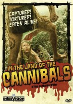 In The Land Of The Cannibals (DVD, 2014) (pre-viewed)