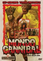 Mondo Cannibal (DVD, 2004) (pre-viewed)