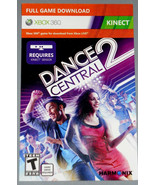 Dance Central 2 Kinect xbox 360 game Full downl... - $5.44