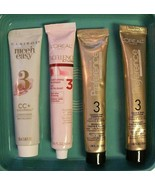 4 Hair Conditioners - 1 Clairol, 1 Loreal Excellence & 2 Superior Prefer... - $20.00