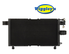 A/C CONDENSER IZ3030131 FOR 02 03 04 ISUZU RODEO RODEO, AXIOM HONDA PASSPORT image 1