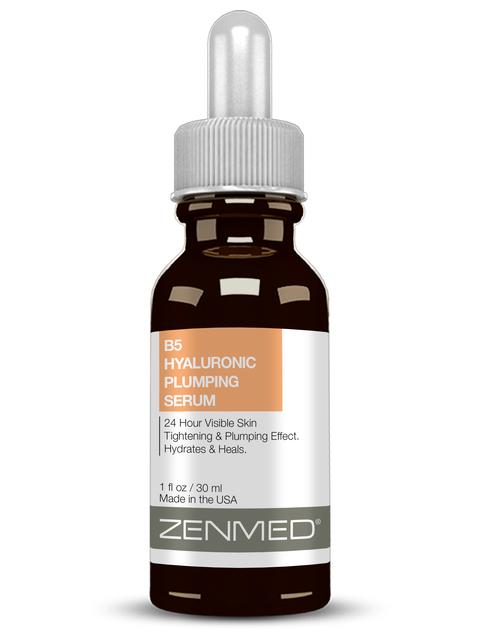 B5 hyaluronic plumping serum