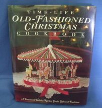 Time life old fashioned christmas cookbook thumb200