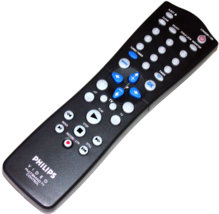 Original Philips RT25113/101 Remote,Philips RT25113/101,Philips RT25113101 - $19.99