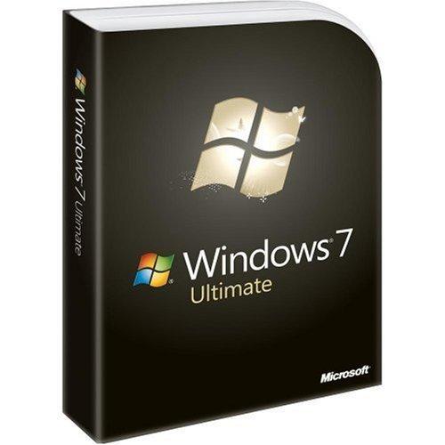 Windows 7 Ultimate 32/64-bit
