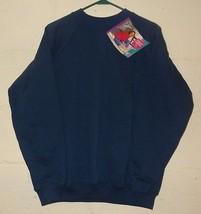 NOS Hanes Sweatshirt U.S. Olympic Carol Alt Blue 1993 Size L (12-14) - $26.30