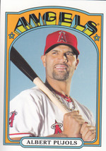 Albert Pujols 2013 Topps Archive Card #20 - $0.99
