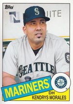Kendrys Morales 2013 Topps Archive Card #107 - $0.99