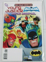 YOUNG JUSTICE/ BATMAN Brave & the Bold Comic # 0 2011 DC Comics ~ C4992 - $2.99