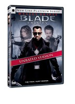Blade Trinity (Unrated Version) DVD - $6.99