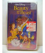 BRAND NEW BEAUTY AND THE BEAST VHS 1992 WALT DISNEY BLACK DIAMOND CLASSI... - $29,700.00