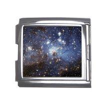 Star Forming Region Nebula Universe Galaxy 18mm Mega Link Italian Charm - $2.85