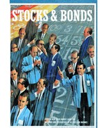 Stocks & Bonds Game -1964 3M Company (Complete) - $34.95