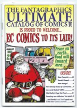 Fantagraphics Ultimate catalog of Comics 2013 Barks Burns Crumb Medley C... - $4.95