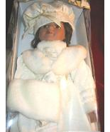 "NIB 18""  HCC Genuine Hand Crafted Porcelain Doll COA - $19.99"