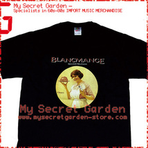 BLANCMANGE Second Helpings ,The Best Of T Shirt ( Men S - 3XL )  - $21.00+