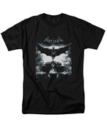 Batman Arkham Knight Forward Force T Shirt Licensed Comic Book Tee Black - $17.99+