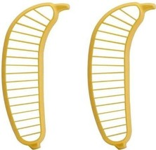 Amazing Banana Slicer - World's Best Banana Cutter (Two Pieces) - $4.95