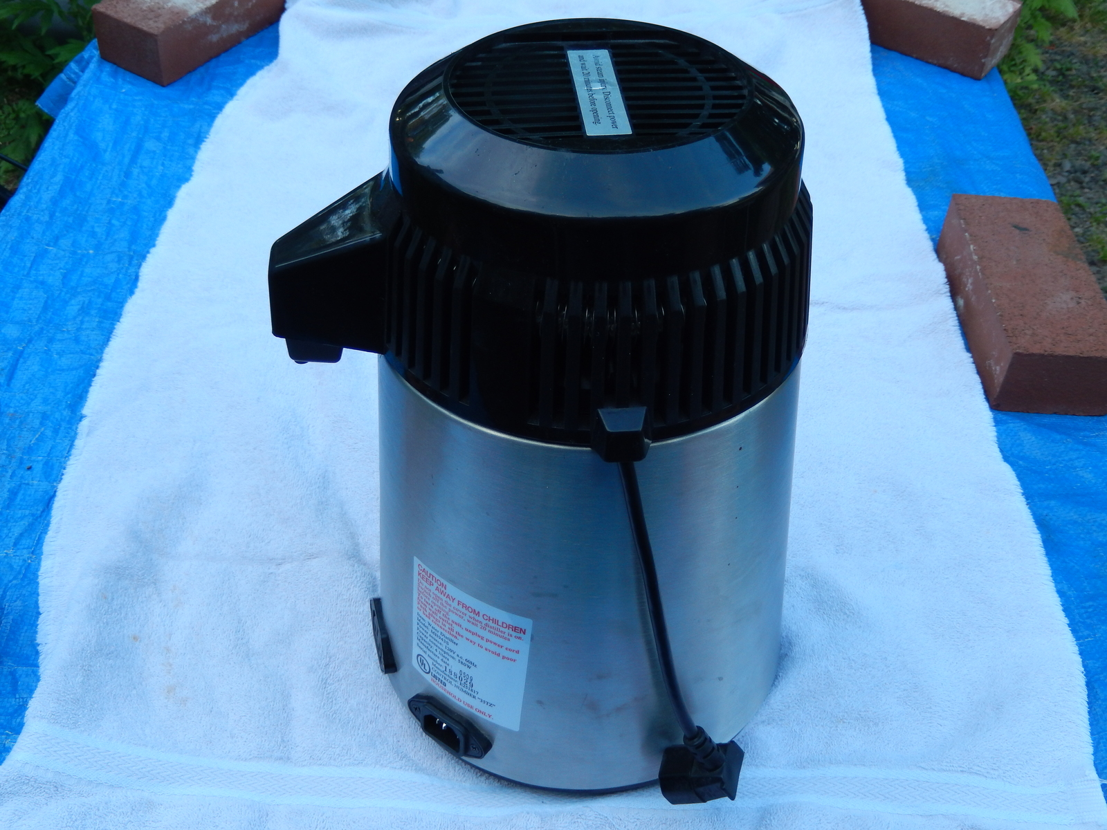 Water distiller model mh943s  1