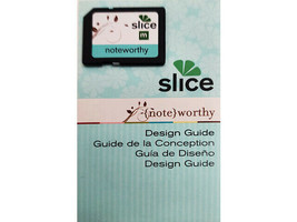 Slice (Note)-Worthy Design Card and Design Guide, Cards & Scrapbooking
