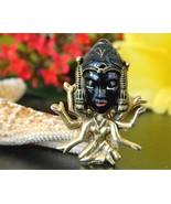 Vintage Selro Selini Hindu Goddess Lakshmi Broo... - $74.95