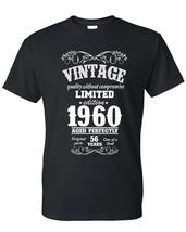 funny 56th birthday shirt, birthday gifts, birthday shirt, 1960 shirt, - $12.50+