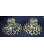 Anchor Hocking BERWICK Boopie Candle Holders - ... - $8.00