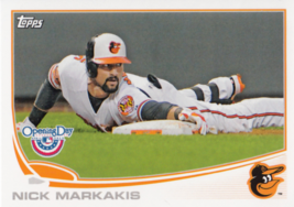 Nick Markakis 2013 Topps Opening Day Card #121 - $0.99