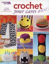 Crochet Your Cares Away 19 Fun Designs NEW Pattern - 30 Days to Shop & Pay! - $7.17