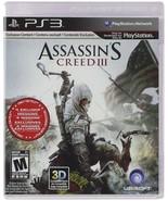 Assassin's Creed III [PlayStation 3] - $7.80