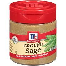 McCormick Ground Sage, 0.6 oz - $9.85