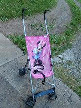 Disney Minnie Mouse Umbrella Stroller - $14.99