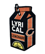 NFL Bears x Lyrical Lemonade Accent Rug New In HAND  Collector's Piece G... - $321.75
