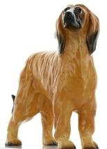 Hagen Renaker Pedigree Dog Afghan Hound Ceramic Figurine