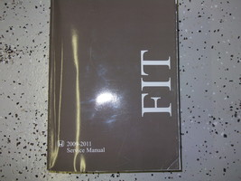 2009 2010 2011 Honda Fit F I T Service Shop Repair Manual Book Factory New - $247.45