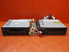 Nakamichi CD-45z + MD-30z CD / MD player set 1 DIN  - $693.00