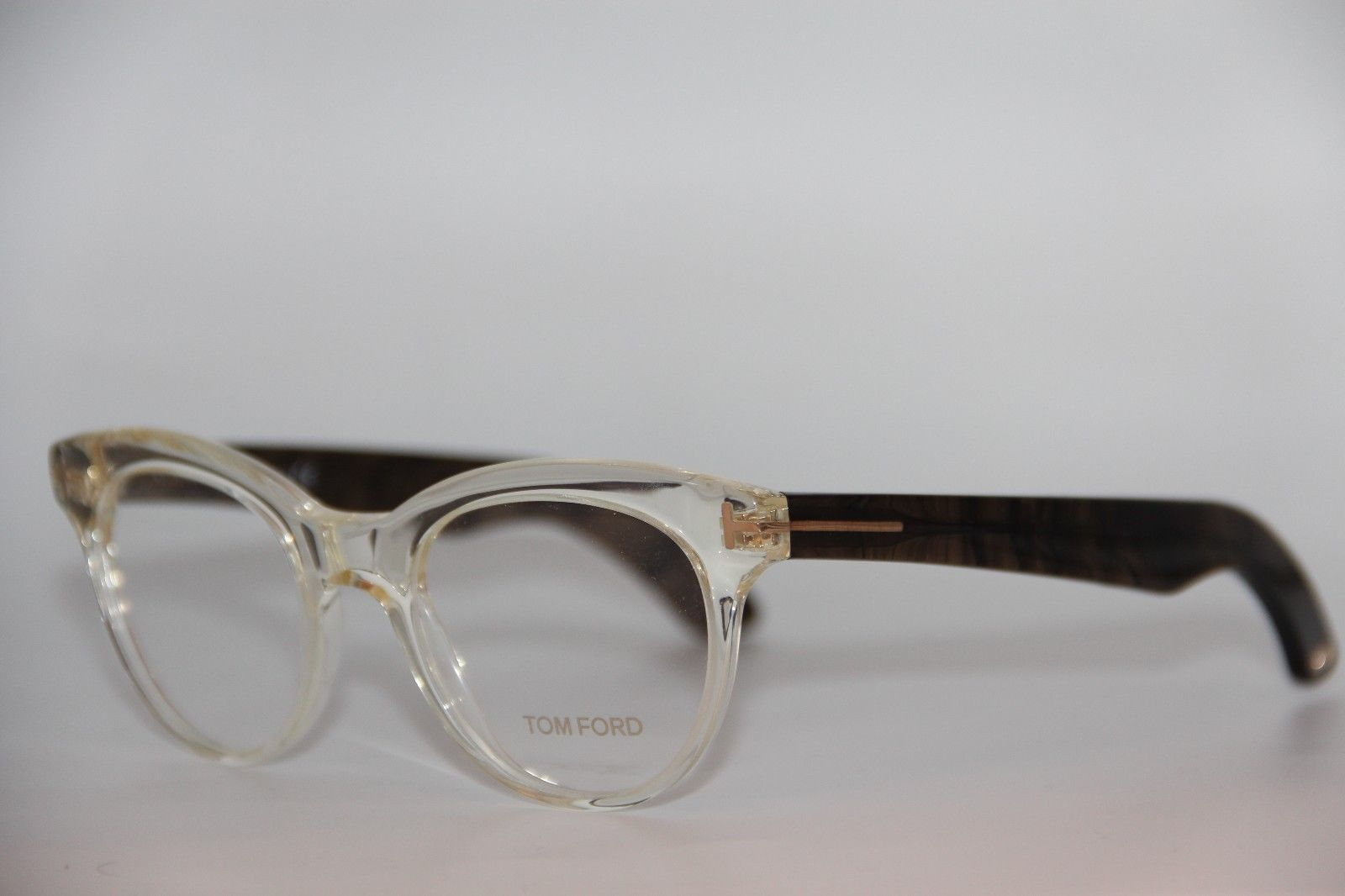 4e18e98d69d New Tom Ford Tf 5378 026 Clear Eyeglasses and 13 similar items. 57