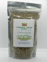 Cilantro Seed, Sprouting Seeds, Microgreen, Sprouting, 6 OZ, Organic Seed, Non G - $11.99